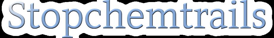 Stopchemtrails Logo